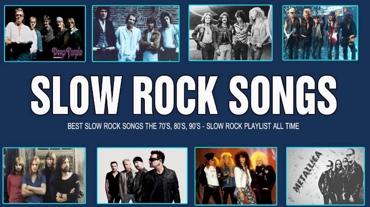 Download Koleksi Lagu Mp3 Slow Rock Barat Terbaik Dan Terlengkap | AarMusik