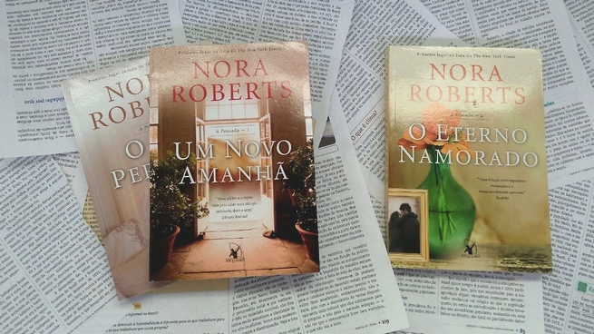 O Eterno Namorado | Nora Roberts