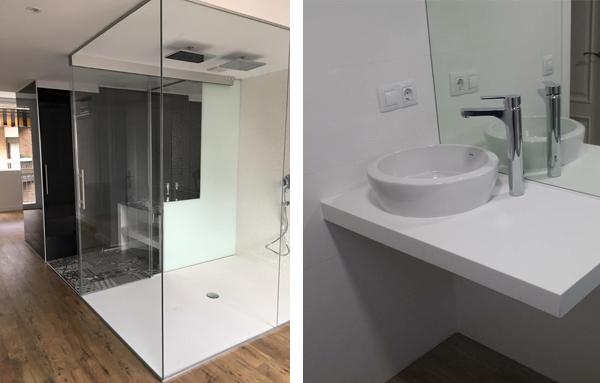 Cambio de bañera por ducha en Córdoba