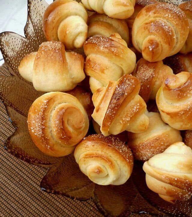 Şekerli Çörek Tarifi