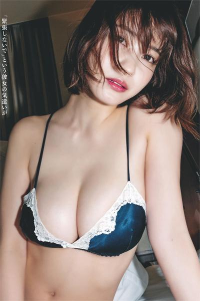 Asuka Kishi 岸明日香, Weekly SPA! 2019.03.12 (週刊SPA! 2019年3月12日号)