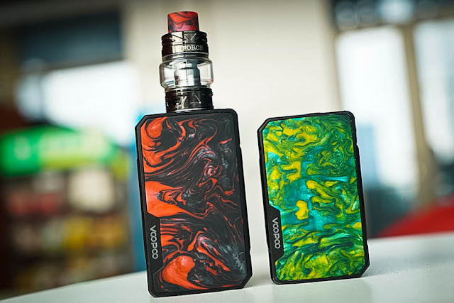 Drag 2 Mod 177W - The Details You Should Know - VOOPOO