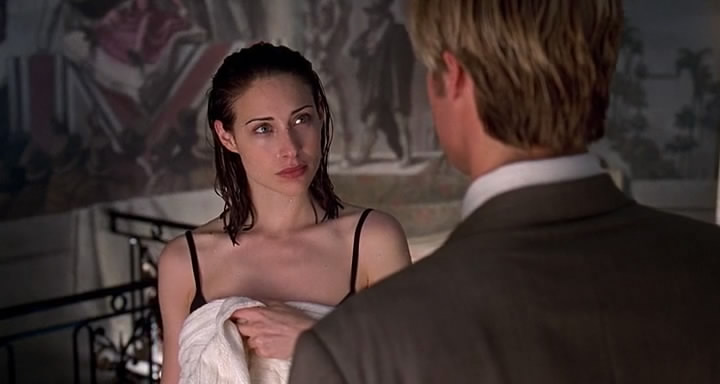 meet joe black ending participle