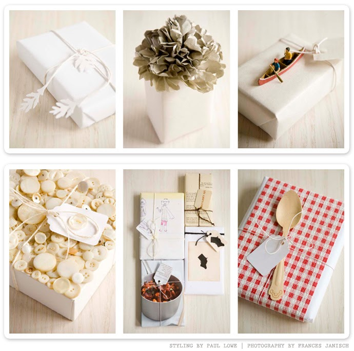 Larissa Hill Designs: Wrapping YULE Love
