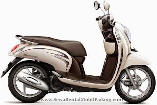 Sewa Motor Scoopy Makassar