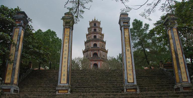 Vietnam, Complex of Hué Monuments Heritage Site