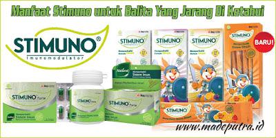 Manfaat Stimuno untuk Balita Yang Jarang Di Ketahui
