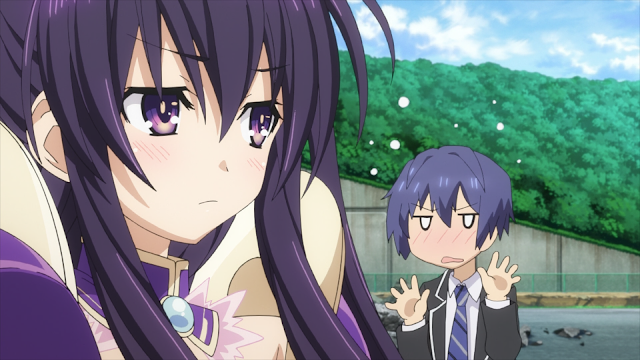 Date a Live Anime