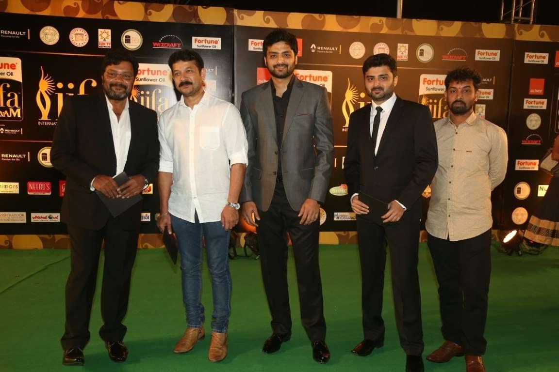 Kannada thriller RangiTaranga bagged six awards at IIFA Utsavam
