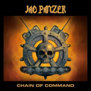 """Το τραγούδι των Jag Panzer """"Chain Of Command"""" από το ομότιτλο album"""