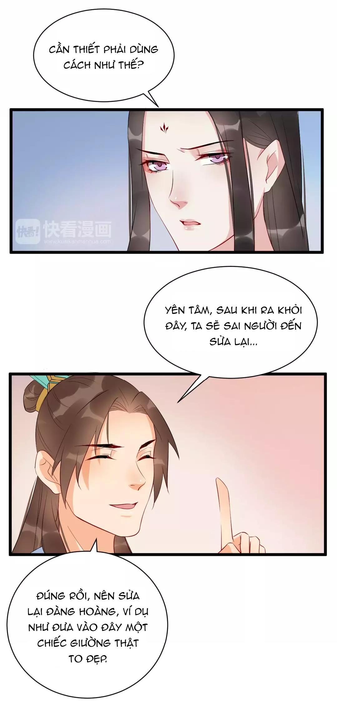 Bồng Sơn Viễn chap 43 - Trang 10