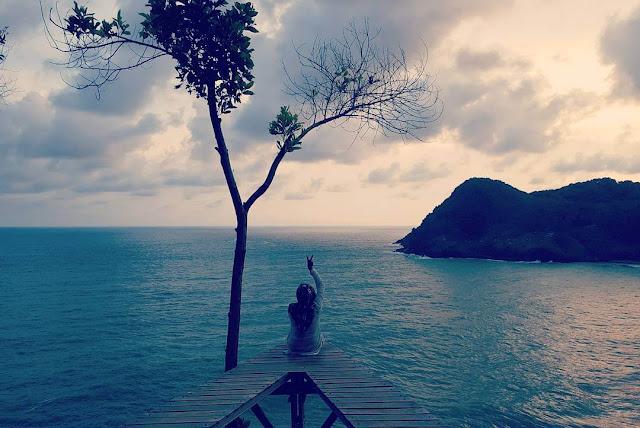Pantai Watu Bale, Pantai Keren Untuk Selfie di Kebumen
