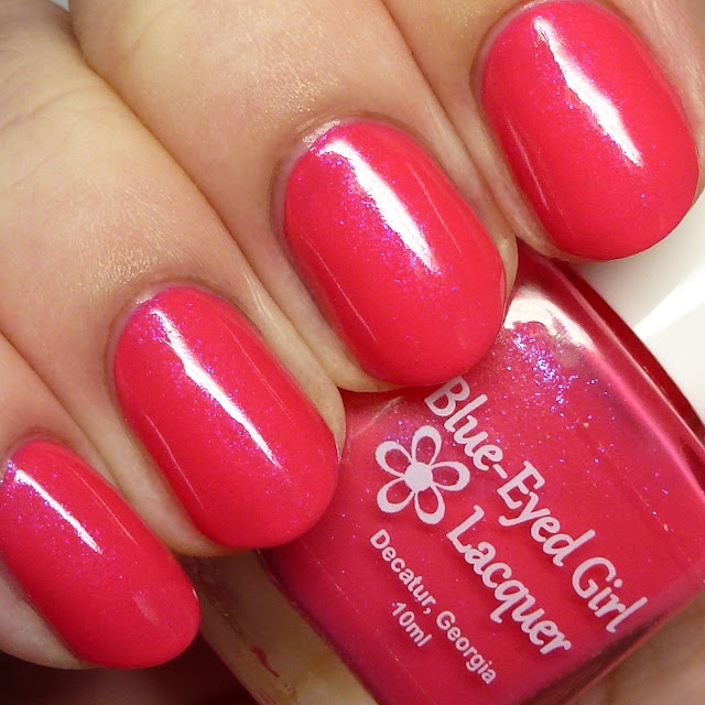 Blue-Eyed Girl Lacquer Lily of My Dreams