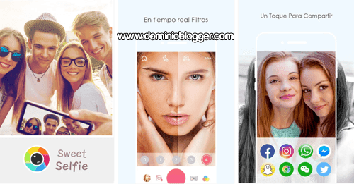 Sweet Selfie para Android