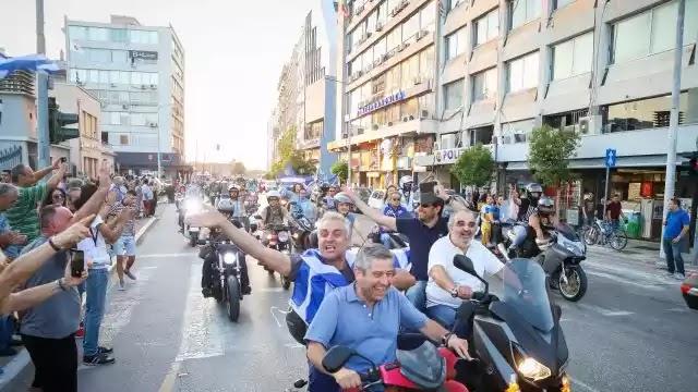«Θερμή υποδοχή» στον Τσίπρα ετοιμάζουν οι Θεσσαλονικείς