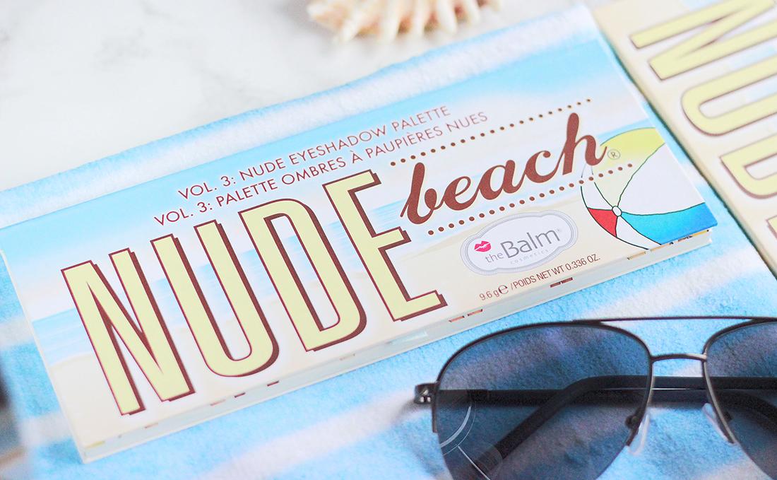 TheBalm | Nude Beach Aneb Perfektní Paletka Pro Modré Oči