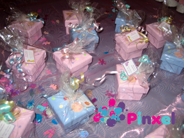Pinxel Decoraci 243 N Souvenirs Baby Shower