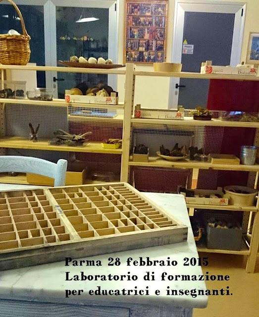 Laboratorio Parma - spazi