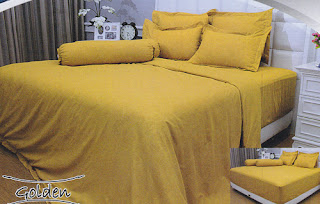 sprei Internal Vallery Golden