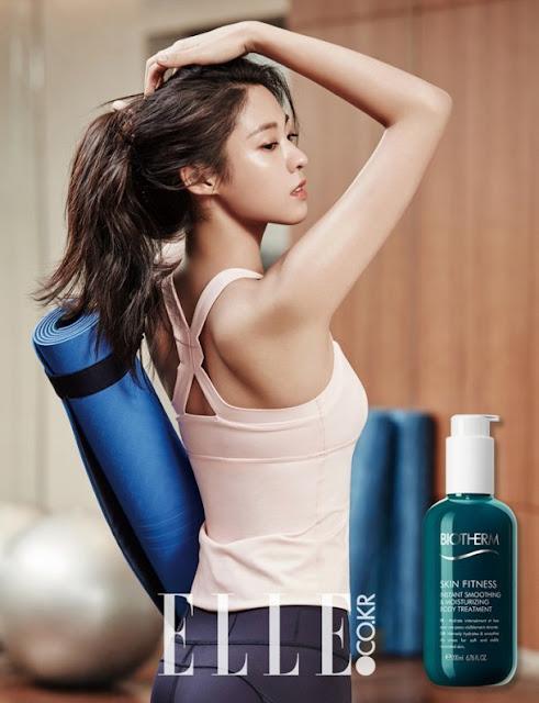 Elle 2 Seolhyun