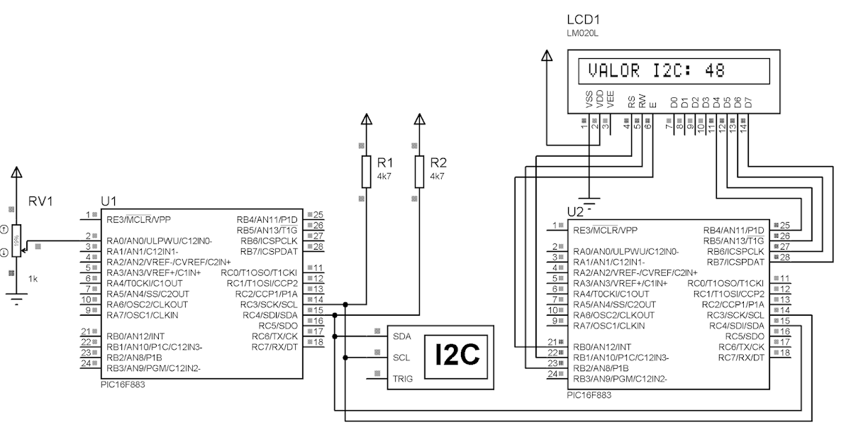 electgpl  utilizaci u00f3n del protocolo i2c