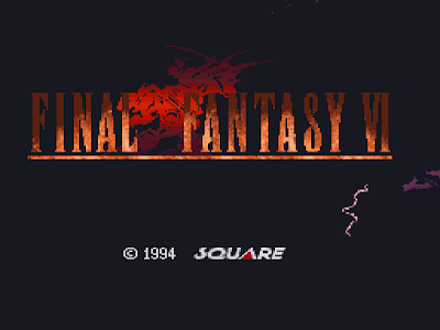 Final Fantasy VI - Título RPG