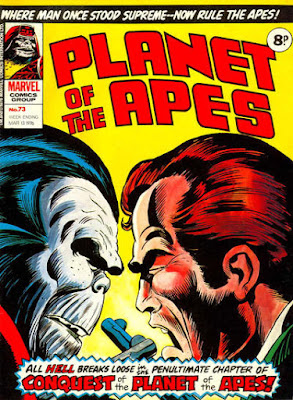 Marvel UK, Planet of the Apes #73