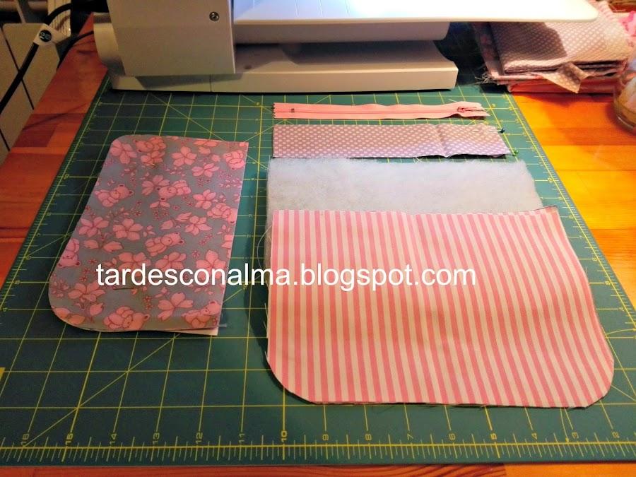DIY, tutorial, costura, patchwork, moldes, paso a paso, fácil, barato, neceser