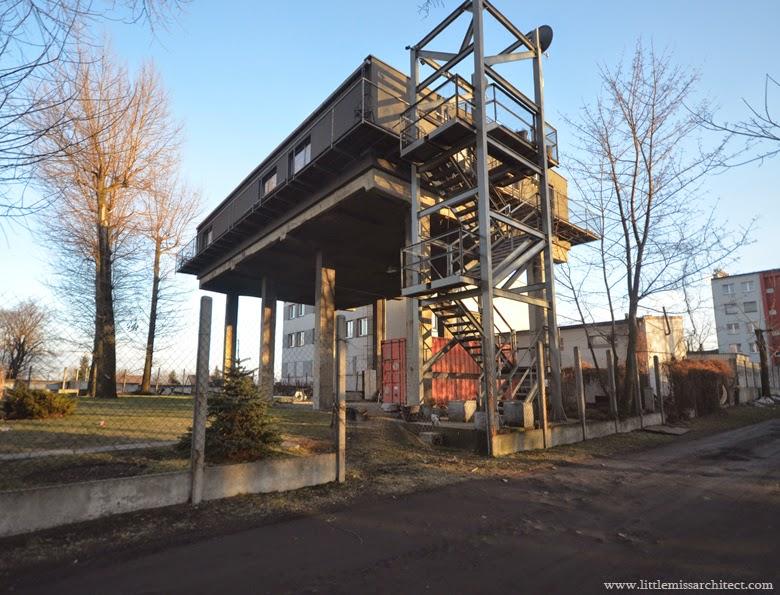 Bolko Loft, Bytom, architektura