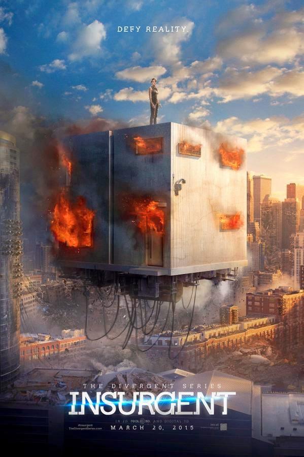 Divergent 2 Insurgent อินเซอร์เจนท์ ปริศนาสยบโลก [HD]