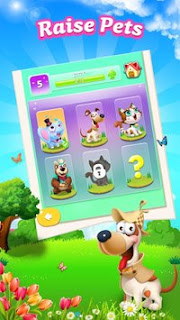 Download Pet's Island-Spring Adventure APK MOD v 2.9.0 [Unlimited Money] Update 2017