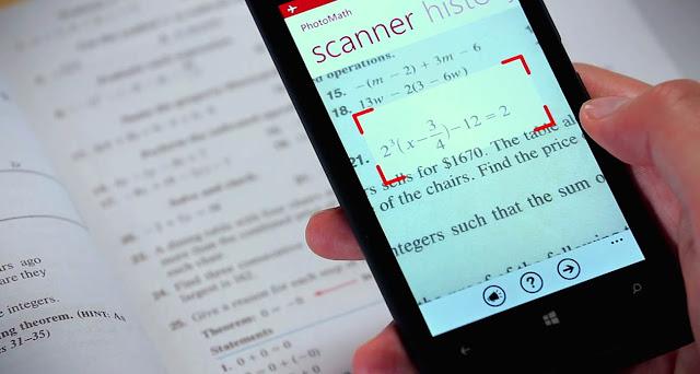 Cara Menghitung Angka dengan PhotoMath