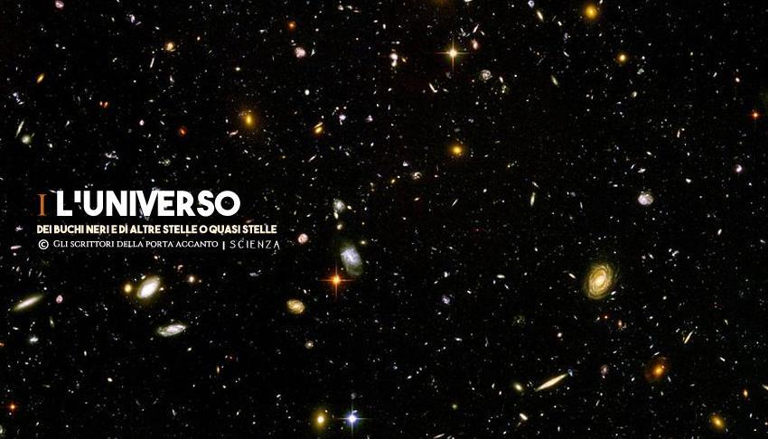 L'universo - Immagine: Hubble