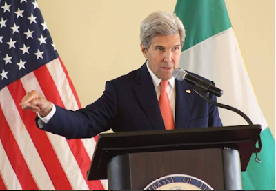 People who Join Violent Extremist Groups are in Search of Identity, or Purpose, or Power says  John Kerry