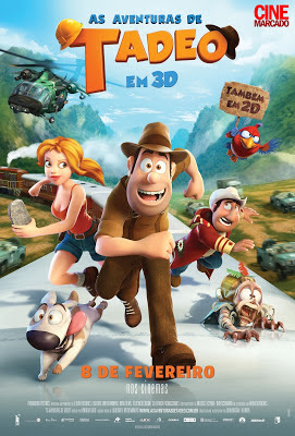 As Aventuras de Tadeo - Full HD 1080p