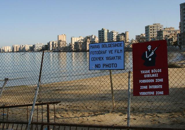 """Η Κύπρος βρίσκεται σε κατάσταση """"ασαφούς διχοτόμησης"""""""