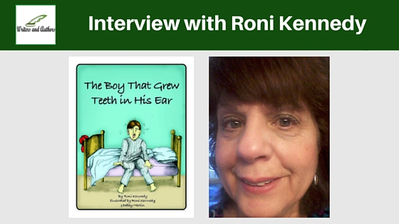 Interview with Roni Kennedy #AuthorInterview #Books #Writing