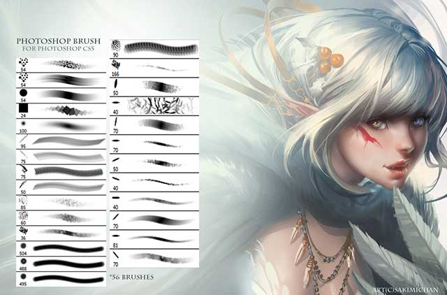 Photoshop-CS5-Brushes-by-Sakimichan