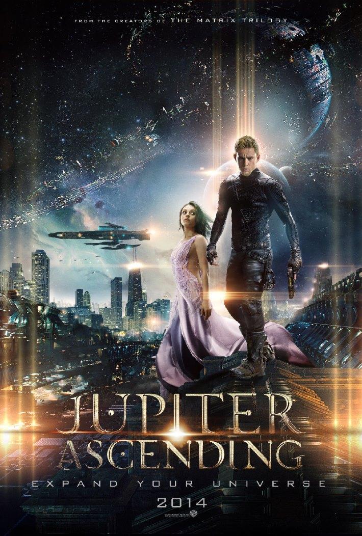 Poster 2: Jupiter Ascending