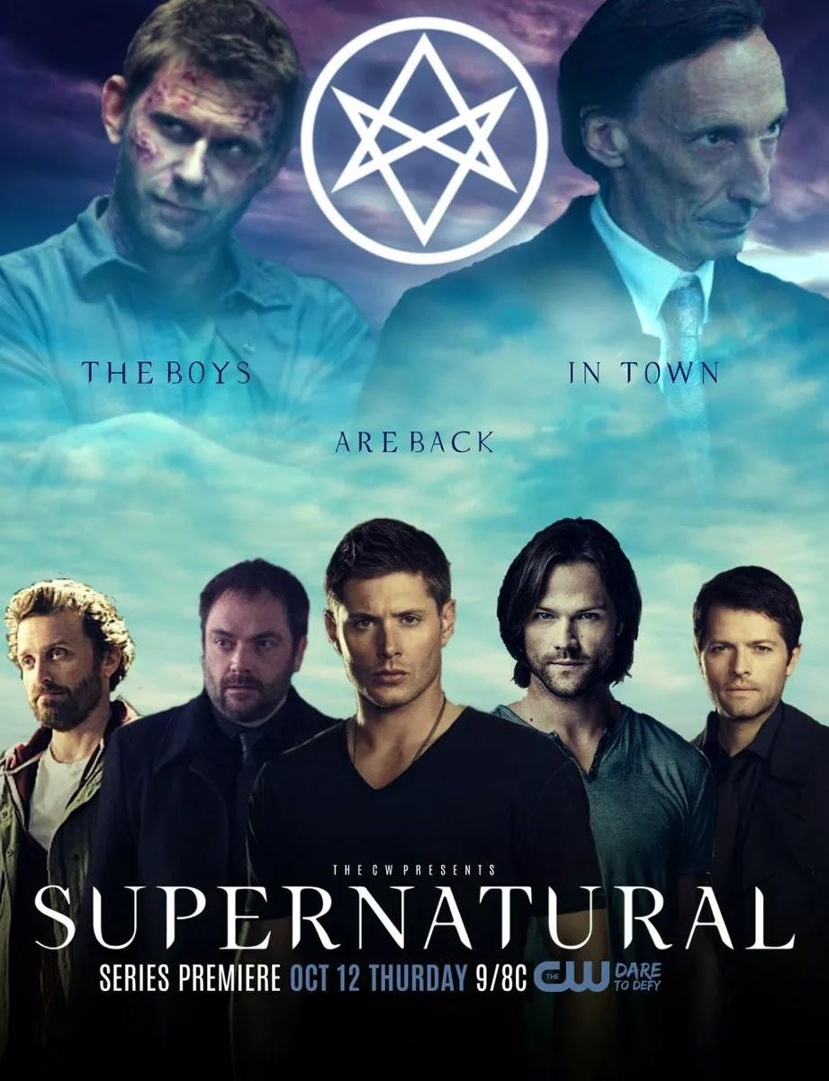 Supernatural (Serie Completa) HDRip Español Latino