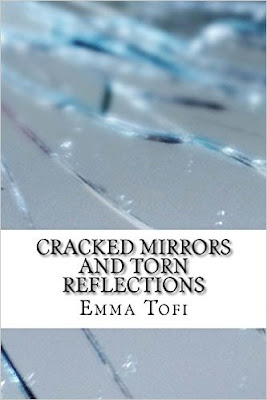 Cracked ,mirrors and torn reflections book cover
