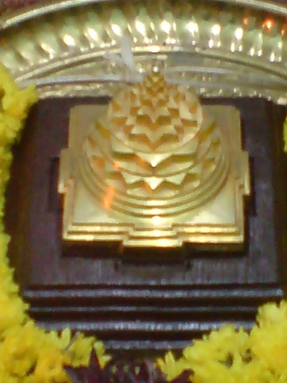 Sri Chakram Sri Mahameru Salagramam