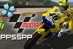 Moto GP USA PSP/Emulator PPSSPP Android + PC [iso] Terbaru