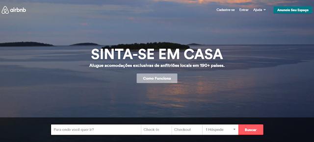 airbnb turismo colaborativo