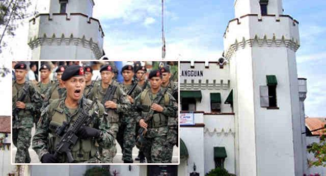 Paglalagay Ng PNP Ng Mga SAF Commando Sa Bilibid Nagsimula Na