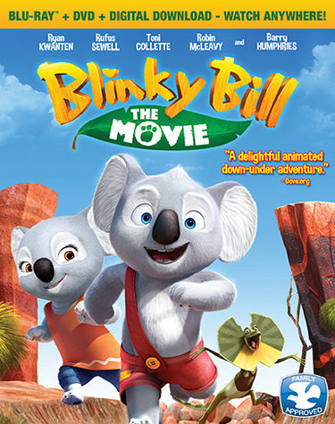 Shout! Factory Blinky Bill:The Movie ~ #Review #Giveaway