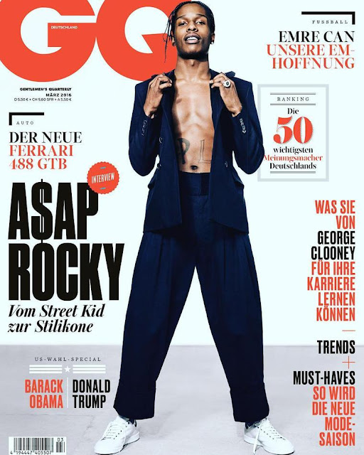 asap rocky melbourne australia gq fashion killer live alone die alone tour frontier touring cover asap mob
