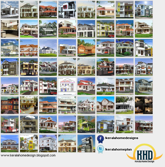 House Design Collection Of The Month   December 2012