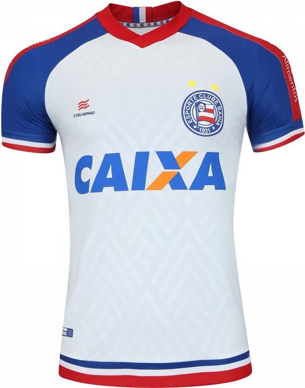 3905cc1b23 Esquadrão lança as novas camisas do Bahia - Show de Camisas