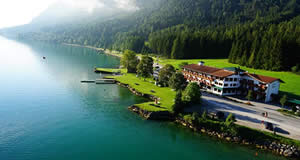 Pertisau - Lago Achensee, Áustria